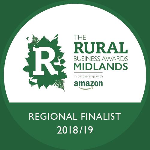 Rural Business Awards Regional Finalist