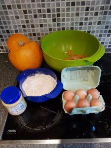 doggy bake ingredients